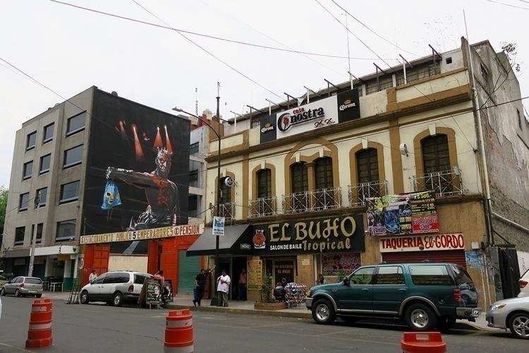 street Arena Mexico - doctores, mexicocity - helliongallery | ello