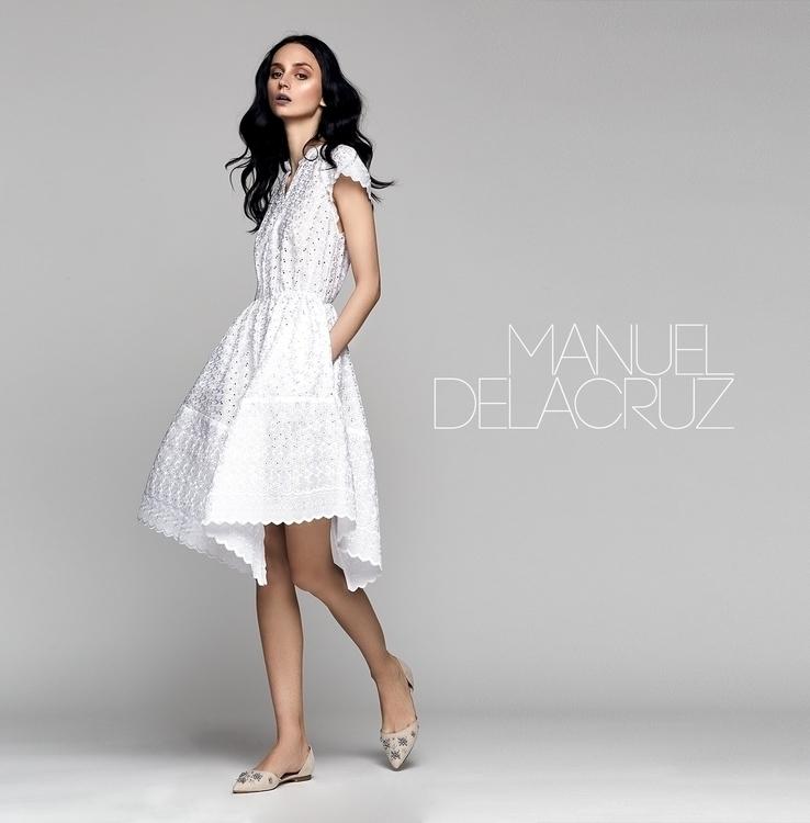 Tres Leches Dress Manuel De la  - manueldelacruz   ello