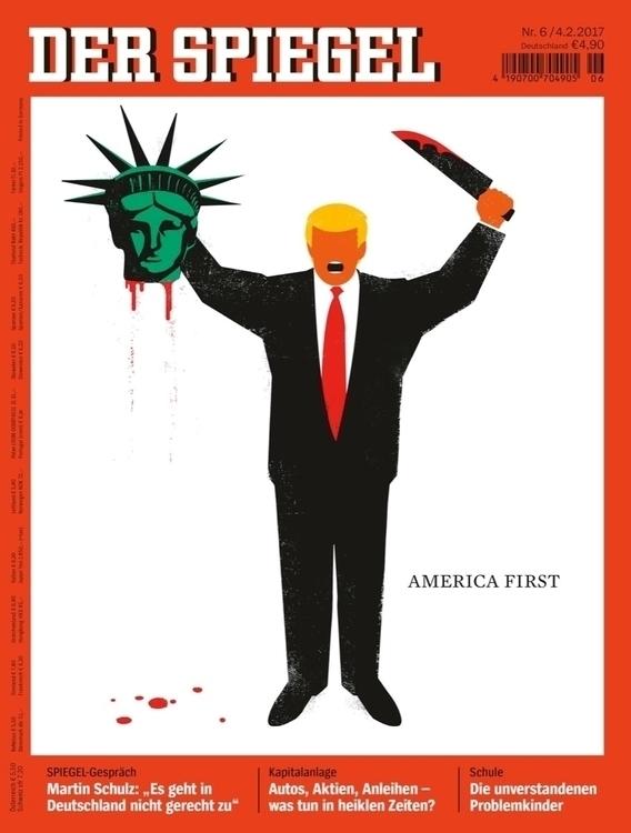 Artist Der Viral Trump Covers - trump - valosalo | ello