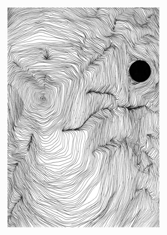 Room 19. 210x148mm, 2017 - art, drawing - carpmatthew | ello