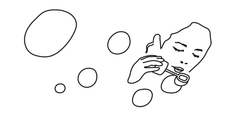 Daydive - illustration, drawing - rivasinge | ello