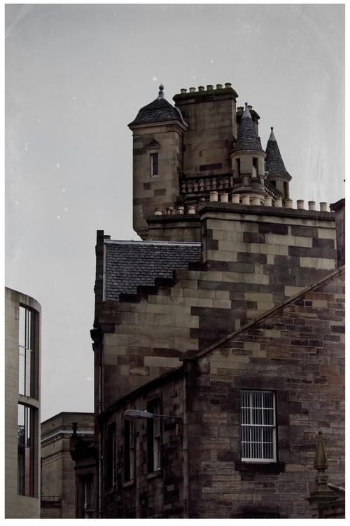 Architecture Edinburgh Scotland - ageekonabike | ello