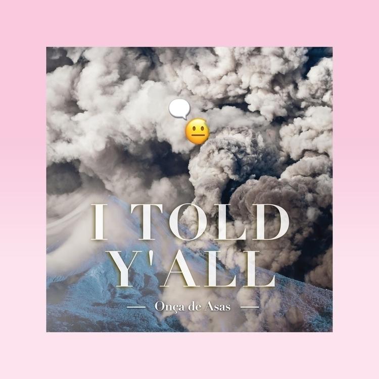 cover EP. told | Onca de asas - pop - andres_bruno_ | ello