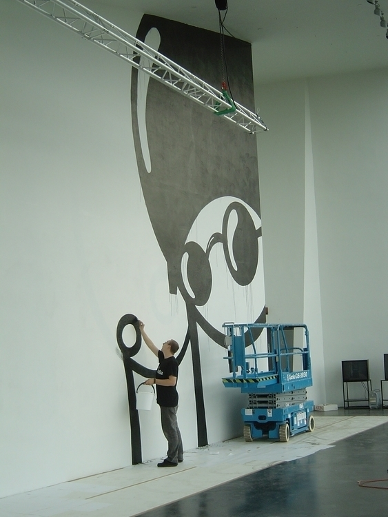 Kiasma 2005 / museums collab wa - jannesiltanen | ello
