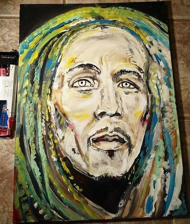 music hits feel pain Bob Marley - theartofjcc | ello