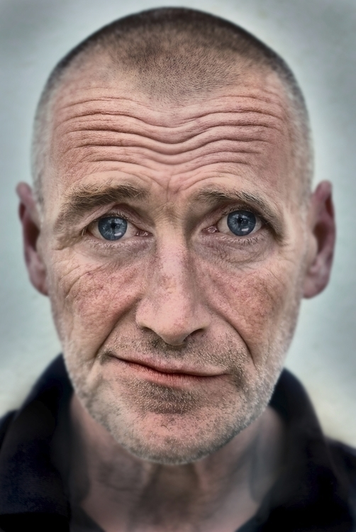 portrait, ello, man, eyes, skin - ejcarr | ello
