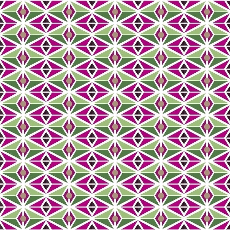 Geometric - pattern, surfacepattern - cibelle-7505 | ello