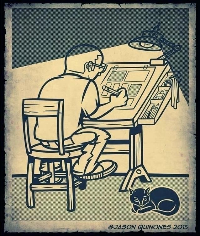 DRAWING. Digital Cartoon Art ja - beerandcookies | ello