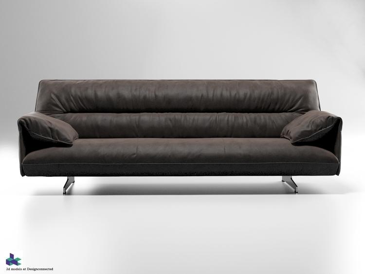 Poltrona Frau, Antohn - design, furniture - adidraw | ello