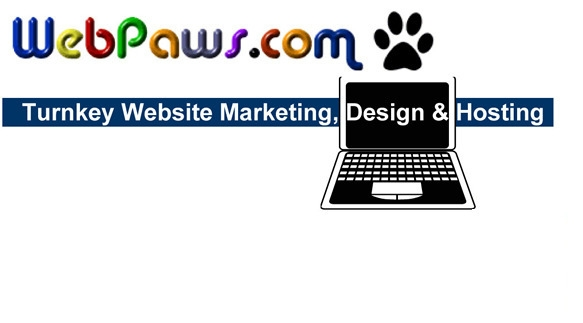 WebPaws Business Card Art/Logo - webpaws | ello