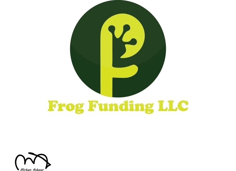 Frog Funding LLC logo Design - illustration - mirhanashour | ello