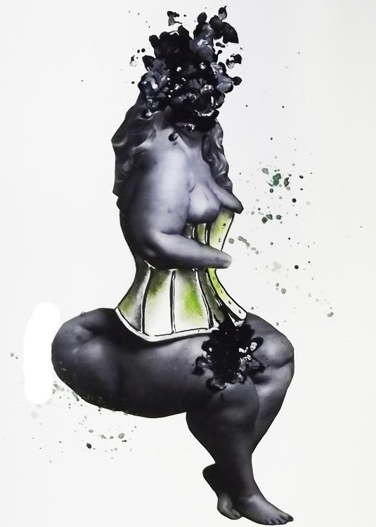 Contemplation 2015 - conceptart - danikabester | ello