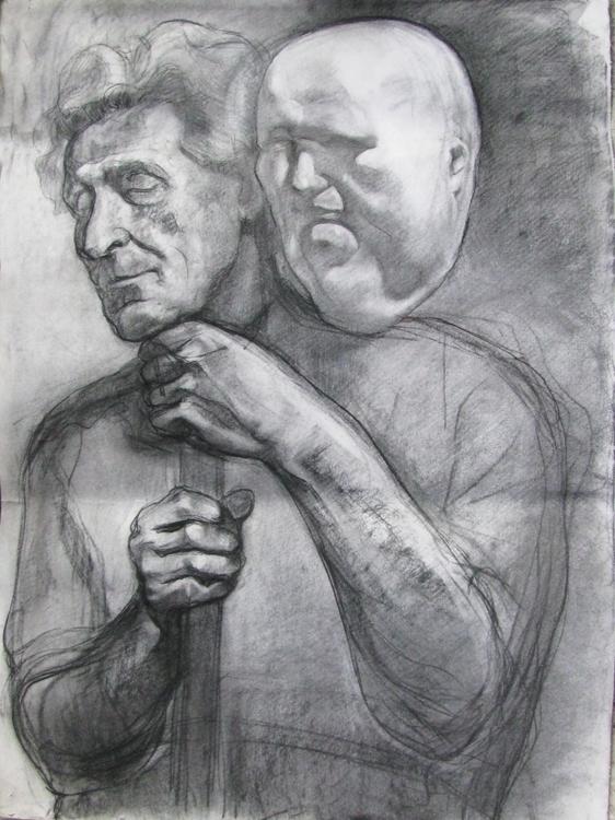 Drawing, coal - adidraw | ello