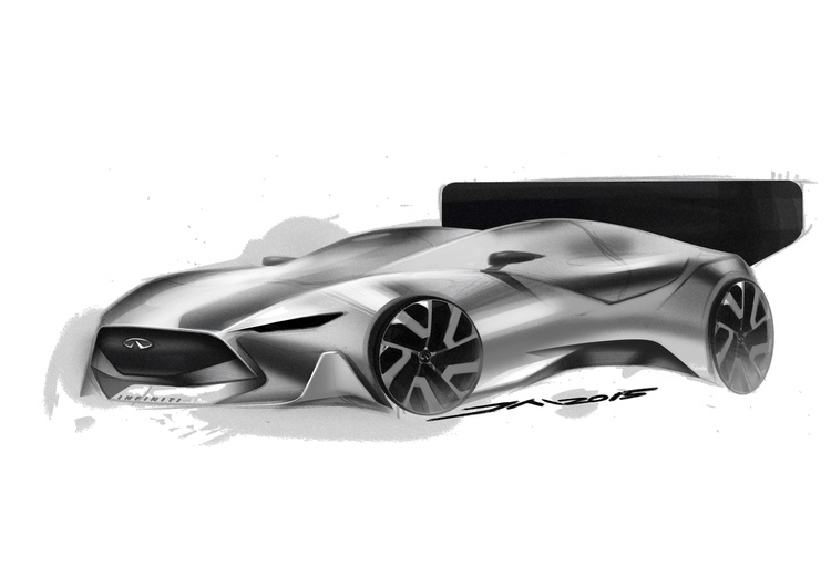 infiniti - cardesign, automotive - youngjaijun | ello