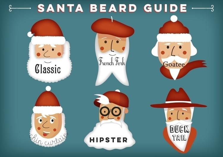 Christmas Card design 'thortful - jonhigham | ello