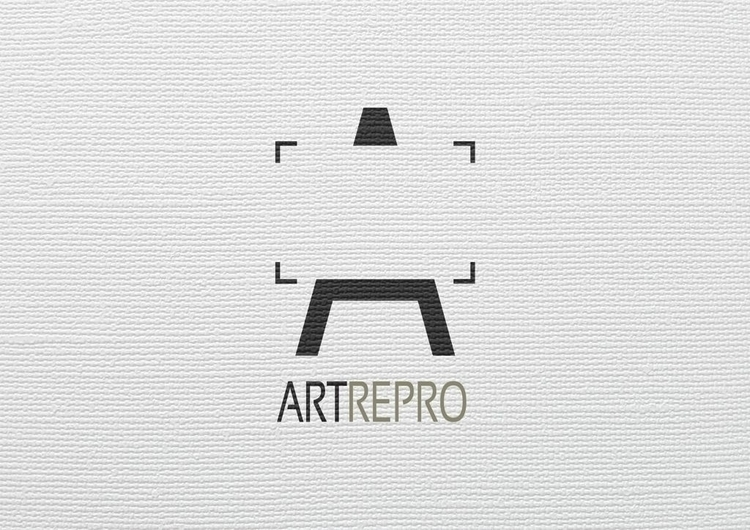 IZN DEGIZN ArtRepro - logo, logodesign - iznutrizmus | ello