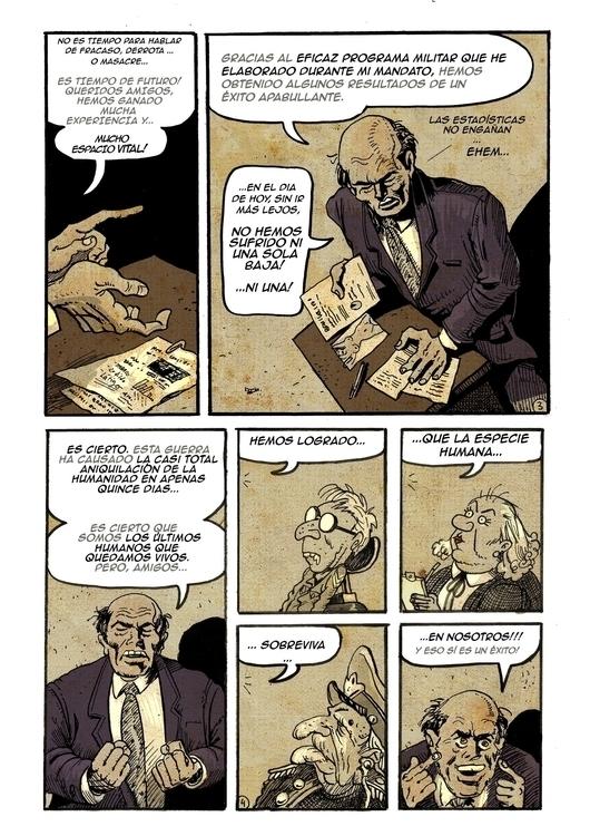 President Lomax - xaxax | ello