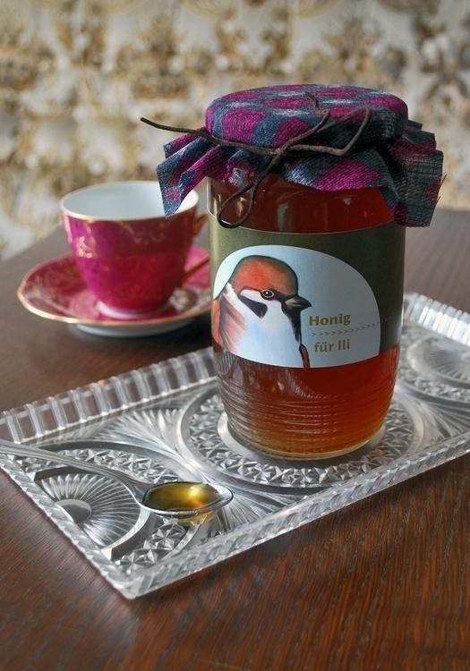 honey - design, illustration - little_pencil | ello