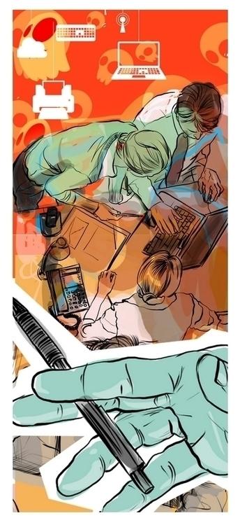 illustration - dart-6621 | ello