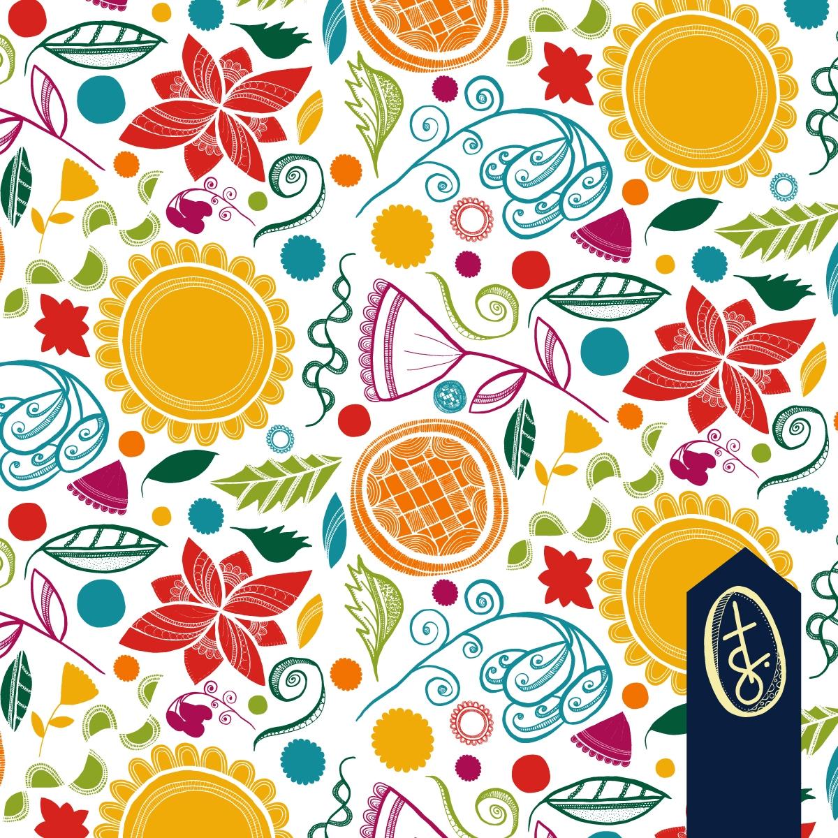 Sketchy Florals - sketchy, florals - tashagoddard | ello