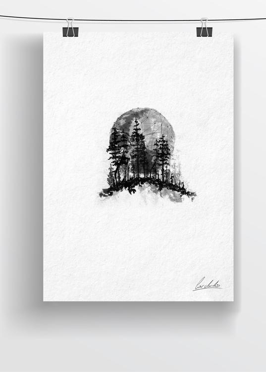 draw - drawing, art, penink, dark - cardula | ello