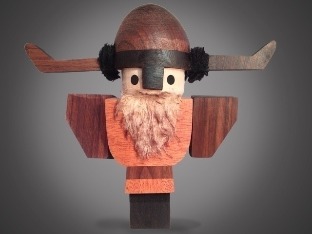 Wooden Warriors - characterdesign - haywud | ello