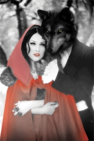 Red Riding-hood - lisaaida | ello
