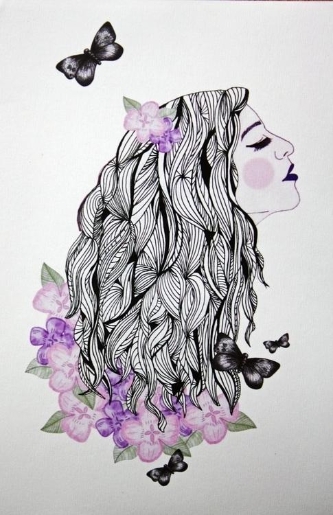 Lorde - kaitlynsmith   ello