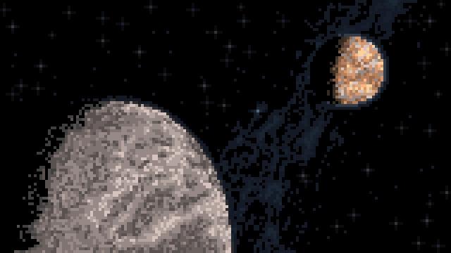 Charon Pluto Impression - astronomy - punpcklbw | ello