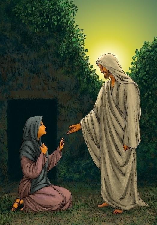 Illustration Easter card - illustration - dannybriggs | ello