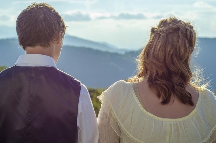 wedding Jim Maryl; post ceremon - forestphoto | ello