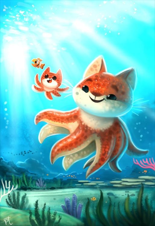 Octopuss - piperthibodeau | ello