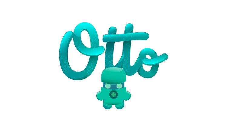 Otto - illustration#illustrator#vector#vectorart#vectorillustration#vectorcharacter#typography#characterdesign#drawing#draw#lukeandphil#naming - lukeandphil   ello