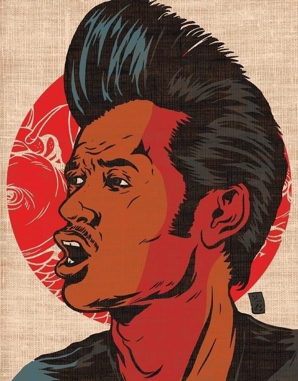 Japan - illustration - thomcat23 | ello