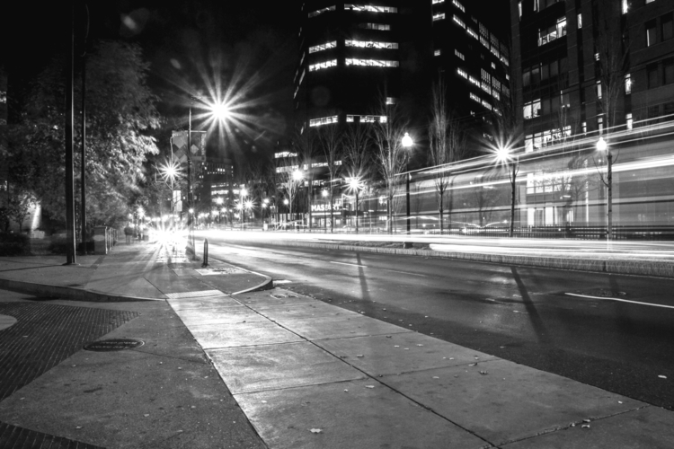 photography, night, streets, cars - dave19 | ello
