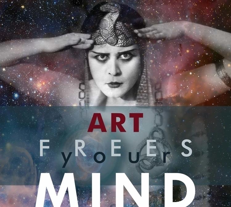Art Frees Mind - art, actress, free - odarkaluhihi | ello