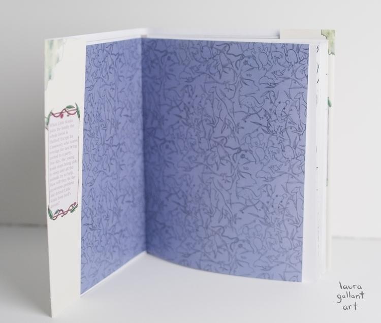 Koala Papers Pen Ink, Digital - children'sbook - lgallantart | ello
