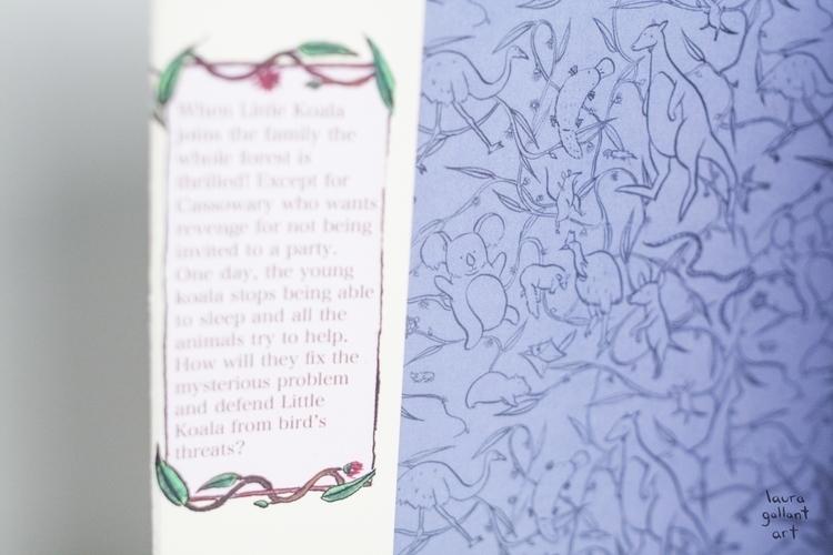 Koala Paper Detail Pen Ink, Dig - lgallantart   ello