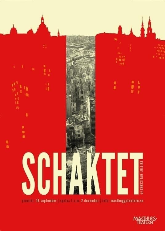 Poster play Schaktet (Die Schak - feliciafortes | ello