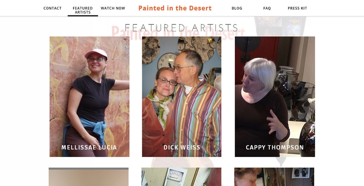 Painted Desert - People movie w - mkbarr | ello