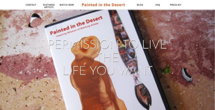 Painted Desert - Documentary, W - mkbarr | ello