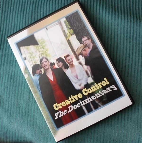 Creative Control DVD - graphicdesign - mkbarr | ello