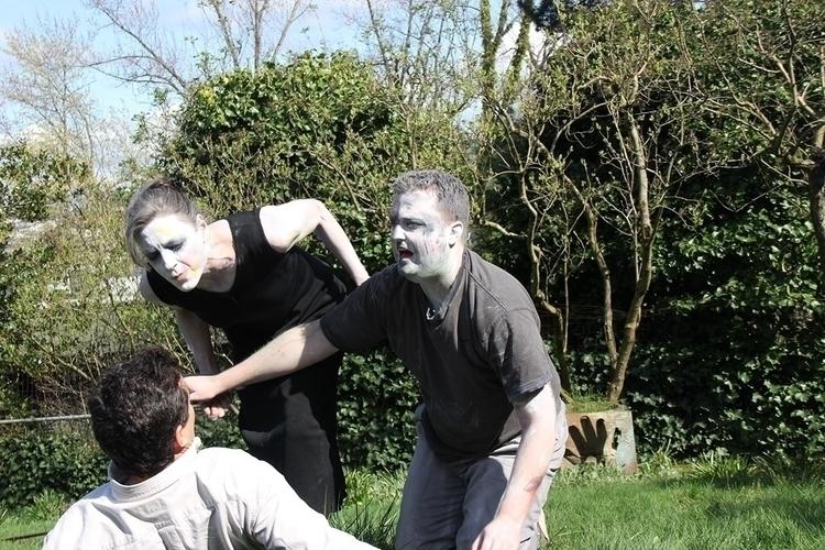 Zombie scene - director, editor - mkbarr | ello