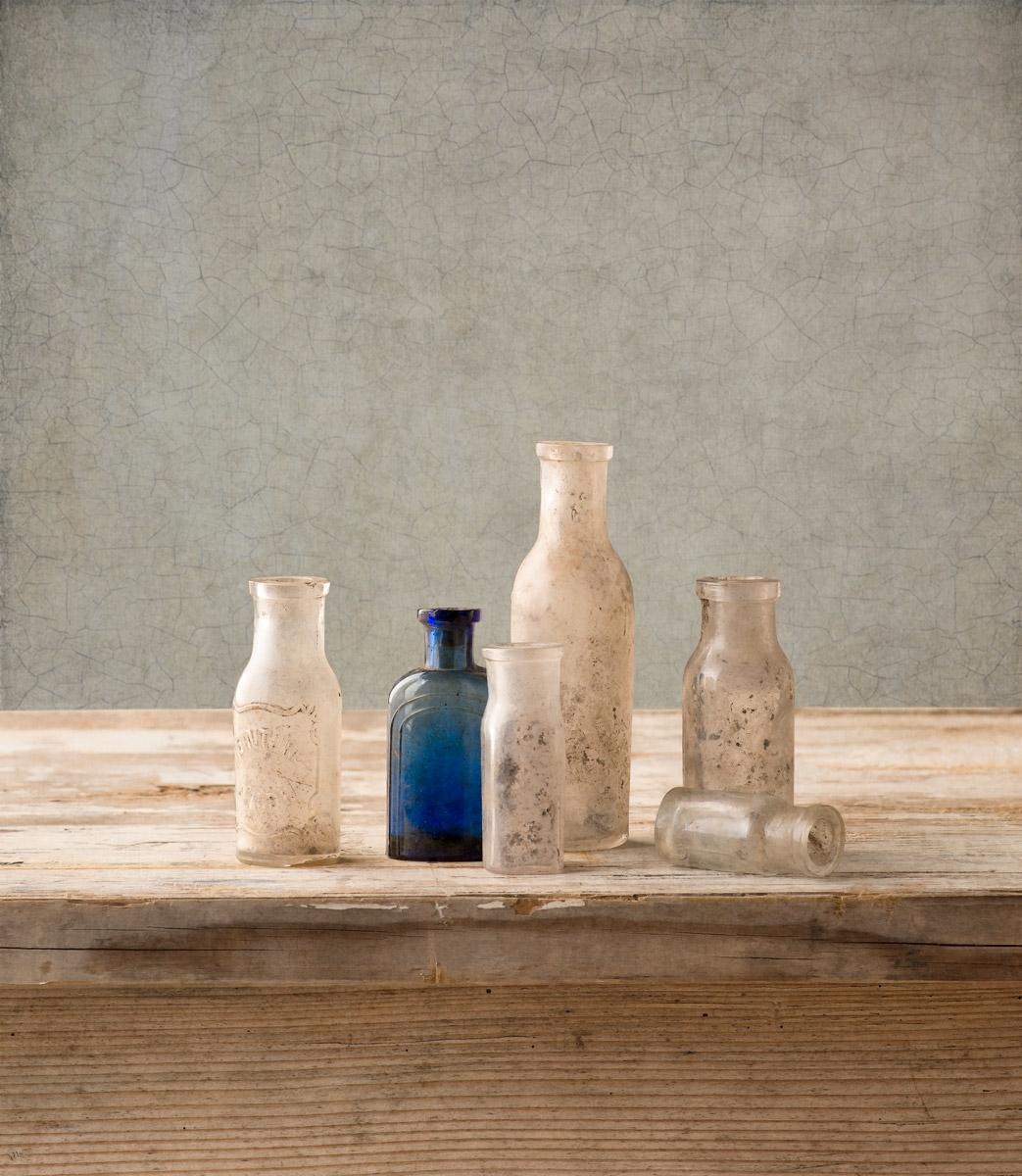 Teinture - vintage, french, bottles - tinekestoffels | ello