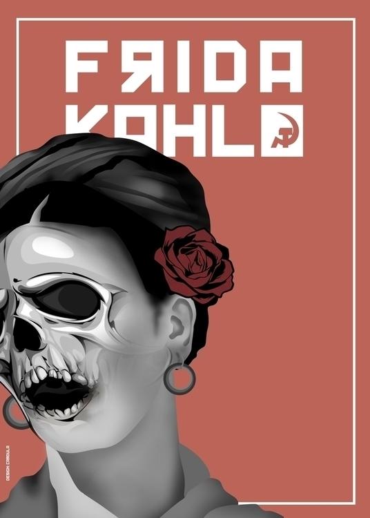 Frida Kahlo - fridakahlo, soviet - cardula | ello