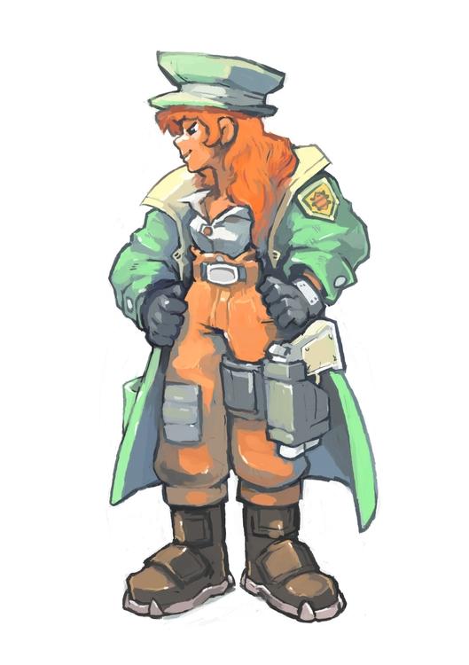 characterdesign - pixelboy-1587 | ello