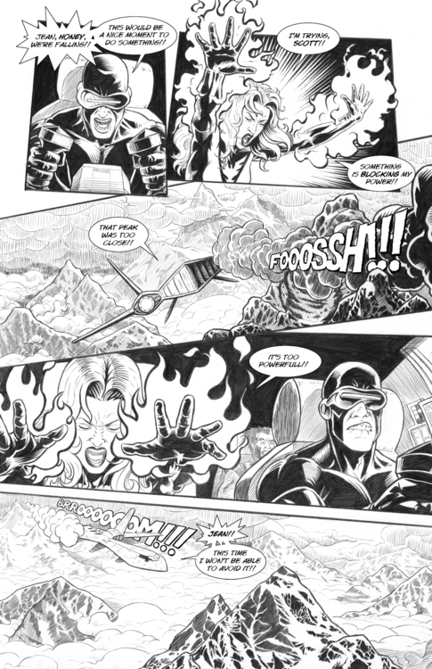 page 04 - pencildrawing, comicbooks - alexfemenias   ello