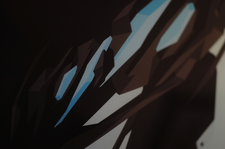 Graphics Frame, Detail ( Minera - organism-4233 | ello