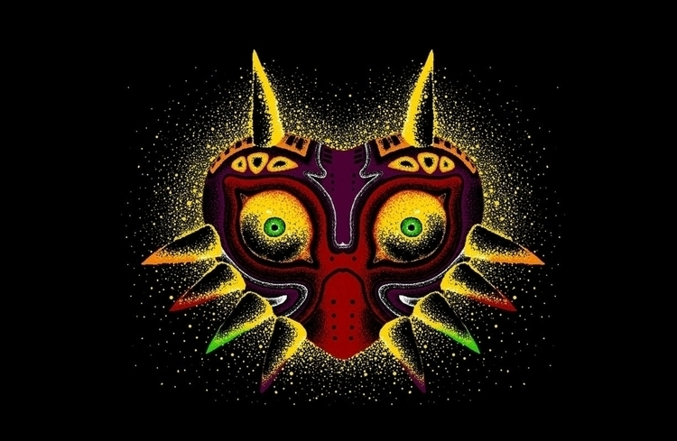 starting play Mask beat hoping  - jellysoupstudios   ello