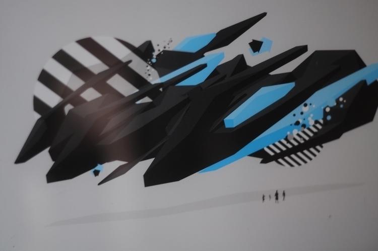 Graphics Frame, Detail 02 ( Min - organism-4233 | ello